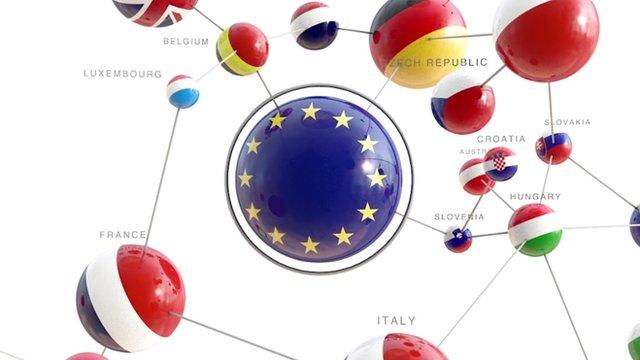 EU graphic