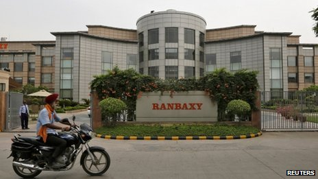 Ranbaxy Laboratories at Gurgaon