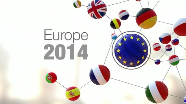 Europe elections graphic