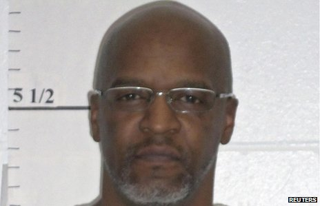 Michael Taylor can be proven within this Missouri Department regarding Corrections photo introduced about 25 February 2014