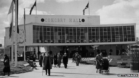 Empire exhibition, Glasgow 1938