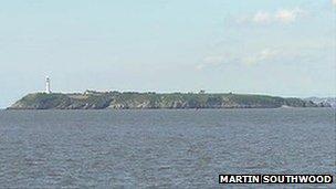 Flat Holm Island