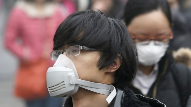 Air pollution 'killed seven million'