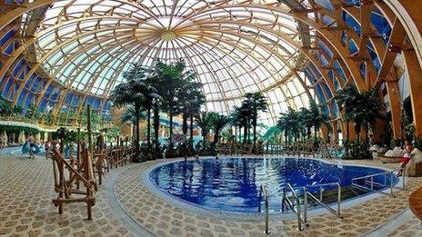 CoCo Key Water Resort Hotel & Convention Center Waterbury
