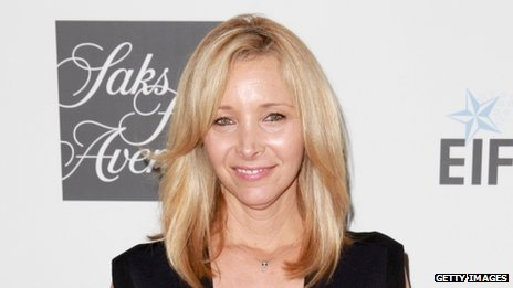 Friend's actress Lisa Kudrow
