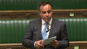 Sleaford and North Hykeham MP Stephen Phillips