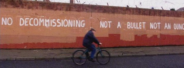 Graffiti in Belfast