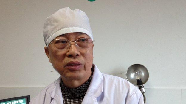 Dr Wang Weijie