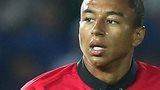 Manchester United striker Jesse Lingard