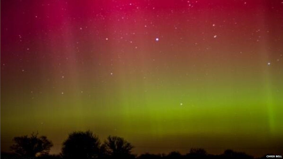 The Northern Light at Foxley, Norfolk