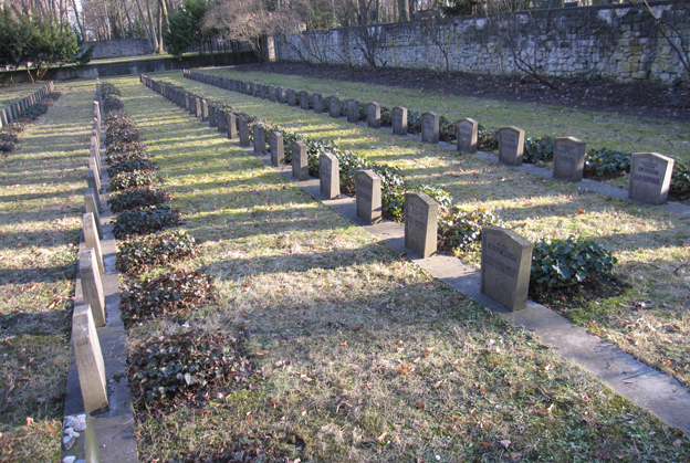 Temple horth cemetery