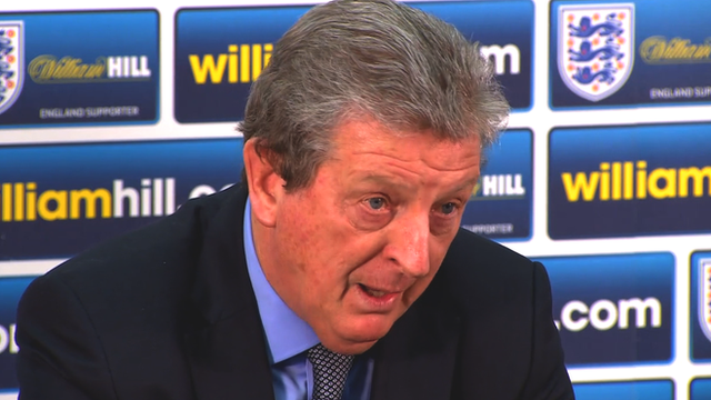 'Strong' England squad pleases Hodgson