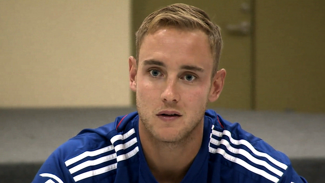 England ODI captain Stuart Broad praises coach Ashley Giles