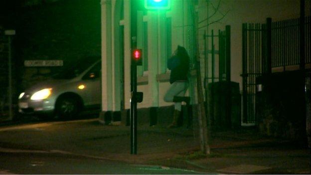 Prostitute in Bristol