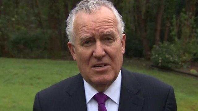 Former Northern Ireland Secretary Peter Hain