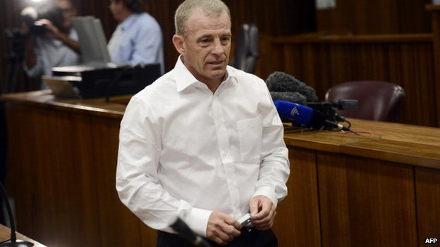 South African Prosecutor Gerrie Nel