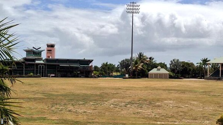 The Stanford Cricket Ground