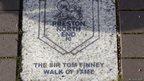 The Sir Tom Finney Walk of Fame