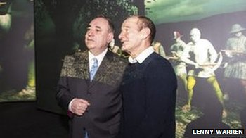First Salmond with David Hayman