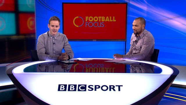 BBC Sport - Football Focus for BBC World News