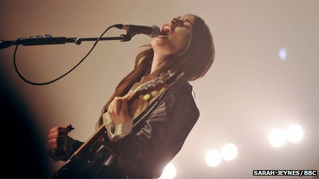 Haim at the BBC 6 Music Festival