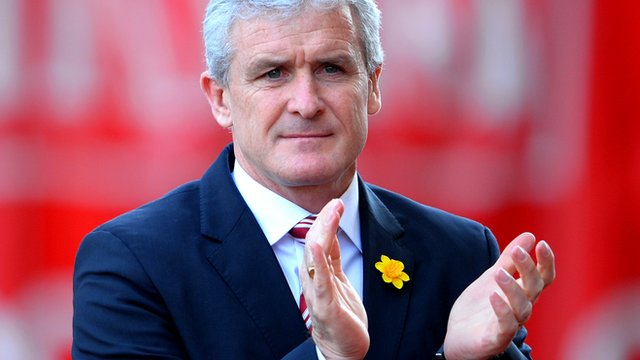 Hughes 'bemused' by Wenger views
