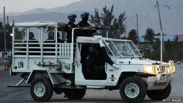 UN expert urges Haiti compensation