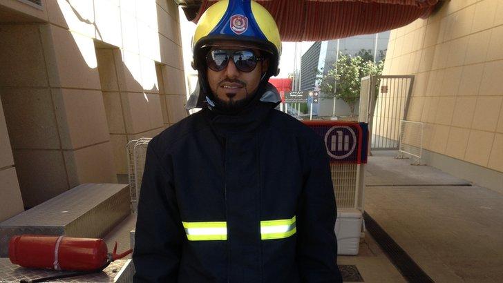 Bahrain marshal