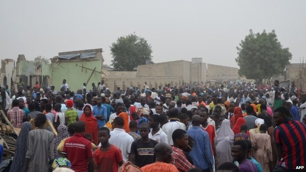 'More than 100 killed' in Nigeria