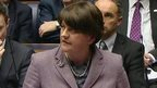 The DUP's Arlene Foster
