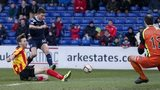 Ross County v Partick Thistle