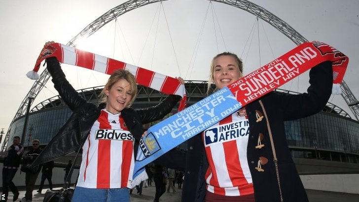 Man City v Sunderland