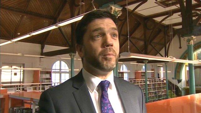Stephen Crabb MP