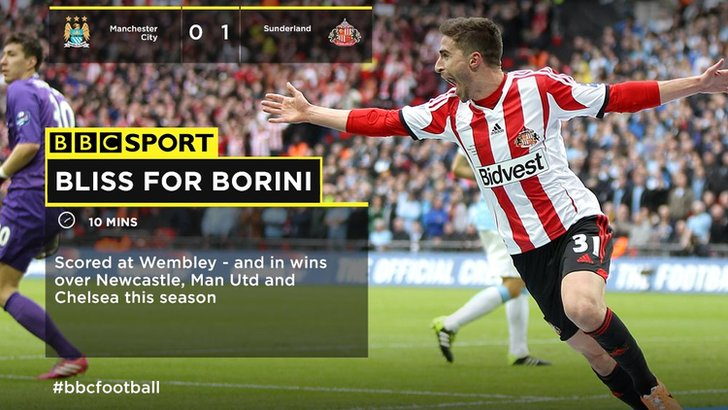 Bliss for Borini