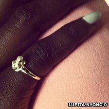 Lupita Nyong'o ring