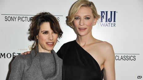 Sally Hawkins, Cate Blanchett