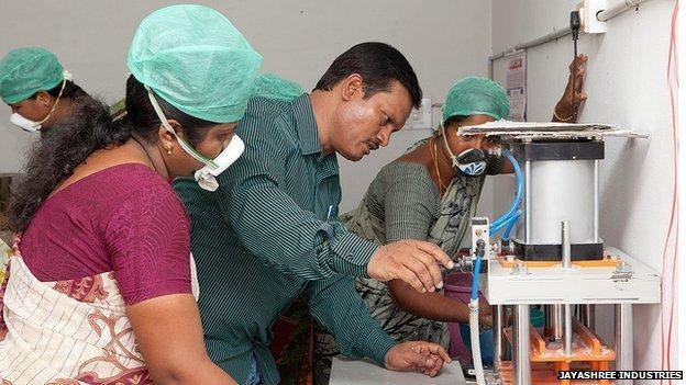 The Indian sanitary pad revolutionary