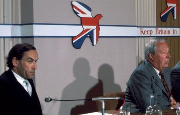 Jeremy Thorpe and Edward Heath