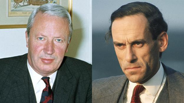 Edward Heath and Jeremy Thorpe