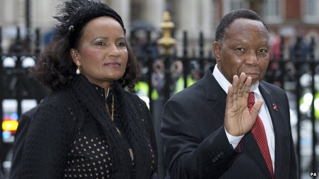 Deputy President of South Africa Kgalema Motlanthe