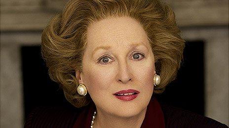 Meryl Streep in The Iron Lady