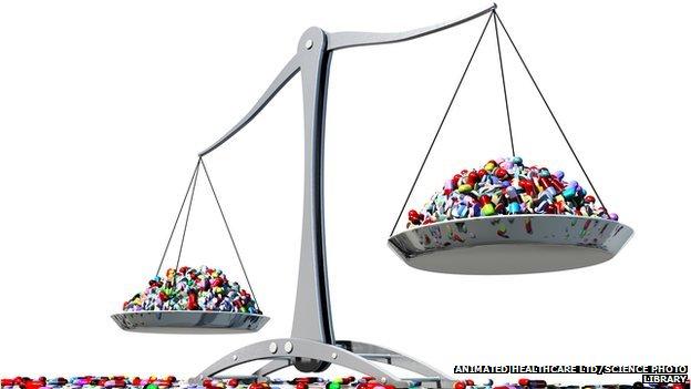 weighing prescribing merits