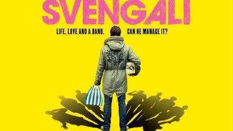 Poster for the film Svengali