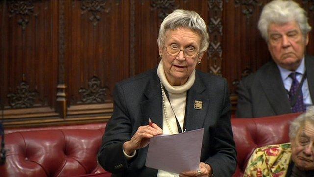 Baroness Howe