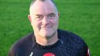 Launceston axe head coach Rainford