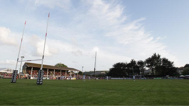 Mennaye Field