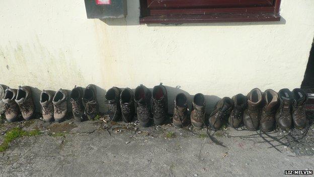 Boots at Glencoe