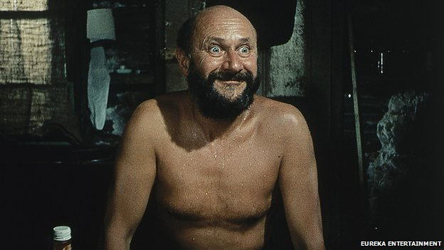 Donald Pleasence in Wake In Fright