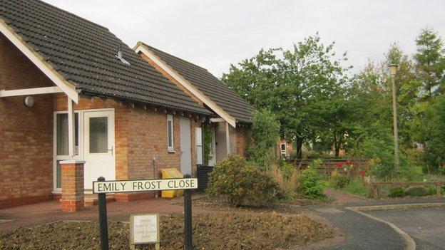 Emily Frost Close, Wickhambrook