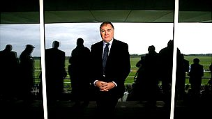 Simon Bazalgette, chief executive of The Jockey Club